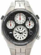 Seiko Limited To 500 Pieces Kinetic Satx001 9t82-0a70 Mens No.6025