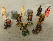 Kinder Surprise The Lord Of The Rings The Two Towers Figure Complete Set
