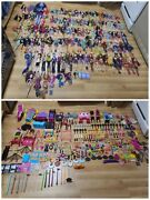 Huge Monster High Lot Of 119 Dolls Massive Accessory Lot 100and039s First Wave Rare