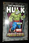 Maestro Full Size Sealed Painted Statue Bowen Designs Incredible Hulk 456/800