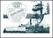 1909 Advertising Canadian Pacific Empress Steamers Summer Holidays 015