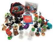 Disney Infinity Lot 32 Characters And Crystals Star Wars 3.0 2.0 + Book/game/bag