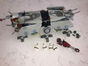 Lego Star Wars At-te 4482 Used In Excellent Condition 100 Complete