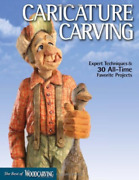 Caricature Carving Book New