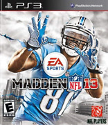 Madden Nfl 13 Ps3 Game New