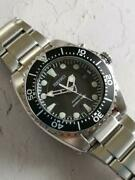 Sale B1933 Oh Already Seiko Kinetic Diver 5m62-0bl0 From Japan Fedex No.8063