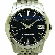 Authentic Citizen Ctq571202 The Perpetual Calendar Qz Previously Owned No.8375