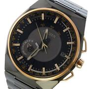Limited Edition Citizen Eco Satellite Wave F100 Solar Menand039s Watches No.397