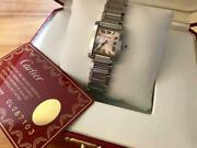 Authentic Possible Christmas Limited Edition Tank Francaise No.7790