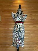 Sale Floral Jersey Dress From Japan Fedex No.2598