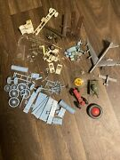 Antique Toys Military And Advertisment Vehicles Planes Tanks Tractors