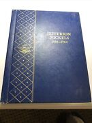 Jefferson Nickel Collection 1939 To 1964 - 58 Coins - + All Silver War Nickels