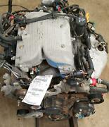 2008 Saturn Vue 3.5 Engine Motor Assembly 144588 Miles Lz4 No Core Charge
