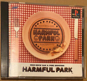 Harmful Park Ps1 Playstation Pure Shooting Game Soft Think Used Made In Japan