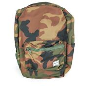 Backpack Camouflage With Folding Easy Wipe Changing Mat New
