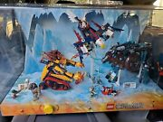 Lego Legends Of Chima Final Wave Store Display Case Sets 70145 70144 70142 Rare