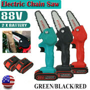 Mini One-hand Saw Woodworking Electric Chain Saw Wood Cutter Cordless 800w/1080w