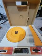 Vintage 1978 Fisher Price Working Record Player Turntable 825 33 45 Rpm - Works