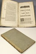 1690 | Brady | Cities Boroughs | Rare In Original Blue Papered Boards | 1st Ed