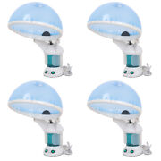 4x Facialandhair Steamer Ozone Personal Table Top Skin Care Spa 2 In 1 Portable
