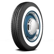 Coker Set Of 4 Tires 27x5r16 P Classic 2.75 Inch Whitewall
