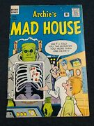 Archieand039s Mad House 24 Second Sabrina Appearance 1963 Vintage 15 Cent Variant