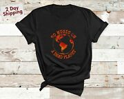 No Music On A Dead Planet Climate Support T-shirt