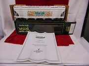 Weaver Center Flow Hopper Car O Scale Limited Edition 1995 230of1000