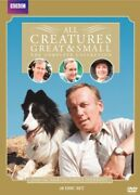 All Creatures Great And Small Complete Series Collectiondvd 28-disc Region1new