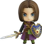 Nendoroid Dragon Quest Xi In Search Of Bye Protagonist Non-scale Abs Made Pvc