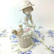 Encounters In The Forest Lladro Handmade Finest Ceramic Dolls Made Spain