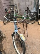 Old Bicycles And Tandem Bike Beach Cruisers Collectables Parts Restorationandnbsp