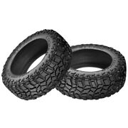 2 X New Cooper Discoverer Stt Pro 35/12.5/20 121q Off-road Traction Tire