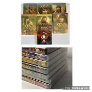 Xena Warrior Princess Dvd Set Compete Seasons 1-6 And Series Finale Director's Cut