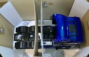 Tamiya Semi Truck 1/14 Rc Scania R620 6x4 Highline Blue Rtr Built And Painted Rtr