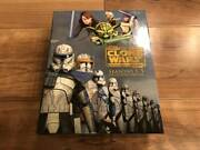 Star Wars Clone Season 1-5 Collector 14-disc Set Blu-ray Limited To 2000 Sets
