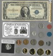 Silver Dollar Barber Mercury Liberty Indian Rare Old Coin Collection Lot Gold Y1