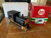 Lgb Trains G Scale 20635 Diesel Switcher D And Rgw 50