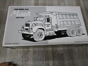 First Gear 1960 Mack Model B-61 Dump Truck Collectables 1/34 Scale New