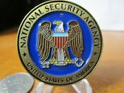 Nsa Css National Security Agency Central Security Service Challenge Coin 954e