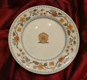 Vintage The Greenbrier Hotel Cando Railroad Plate Circa 1941 By Syracuse China