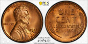 1942 S/s/s Pcgs Ms66rd Red Fs-101/301 Ddo Rpm Doubled Die Obverse Lincoln Cent