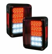 Recon Accessories Tail Light Assembly - Led 264234bk