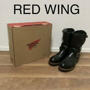 Red Wing Engineer Boots 2268 Redwing 26.5 26.5cm