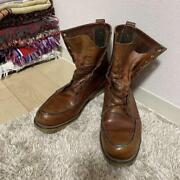 Red Wing Boots 877 Irish Setter Dog Tag Size 11
