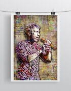Paul Rodgers Of Bad Company 24x36in Poster, Bad Company Poster Free Shipping