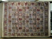 8'10 X 11'7 Ft. Jammu Hand Knotted Oriental Wool And Silk Area Rug