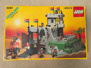 Lego Castle Crusaders Kingand039s Mountain Fortress 6081