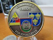 1st Air Support Operations Sq 1 Asos Reapers Afsoc Usaf Tacp Cdr Challenge Coin