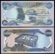 1/2 Million Iraqi Dinar 100 X 5000 Iqd Banknotes - Authentic - Fast Delivery